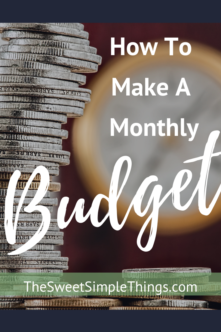 how-to-make-a-monthly-budget