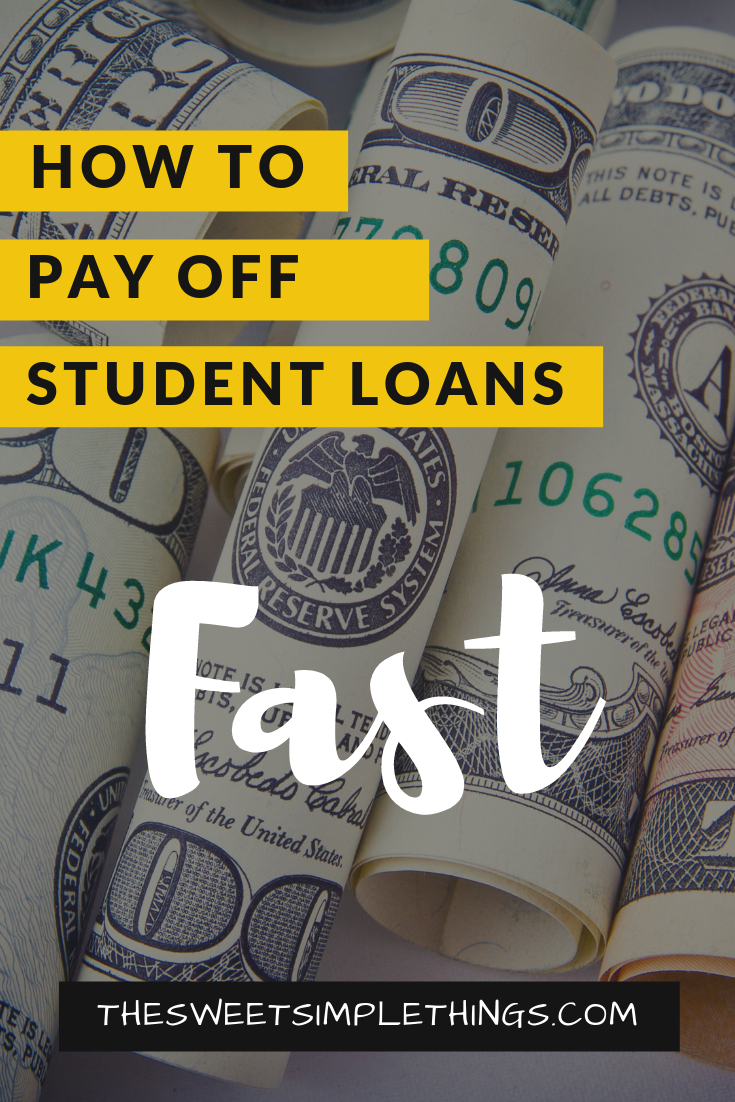 how-to-pay-off-student-loans-fast